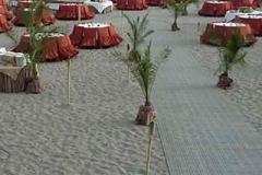 Rola-trac beach