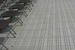 Rola-trac floor